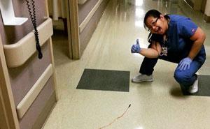 10+ De las cosas más divertidas e inesperadas que han ocurrido en el hospital