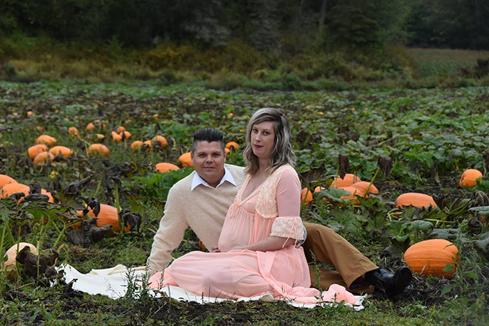 This Is The Most Terrifying Maternity Photo Shoot We've Ever Seen (WARNING: Some Images Might Be Too Brutal)