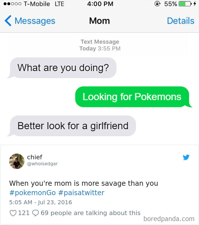 Savage Mom