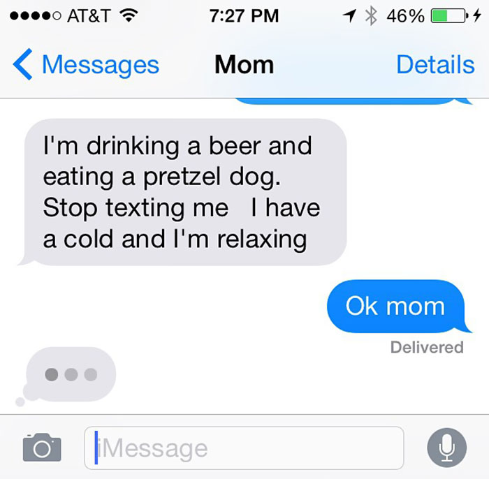 Can Always Count On Mom For Loving And Emotional Text Messages