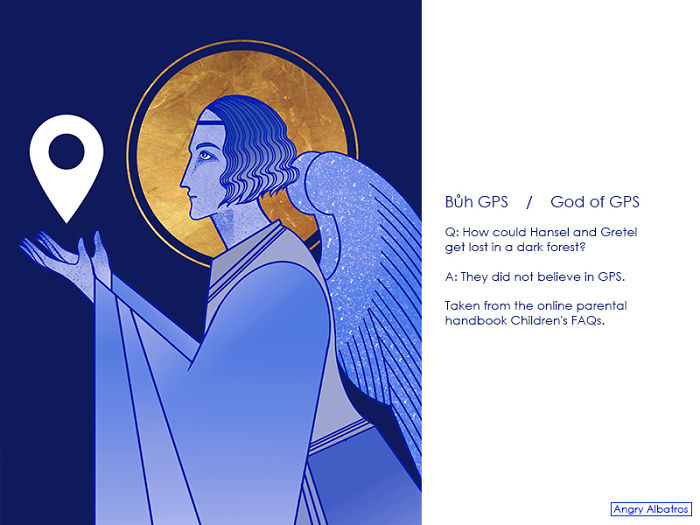 God Of GPS