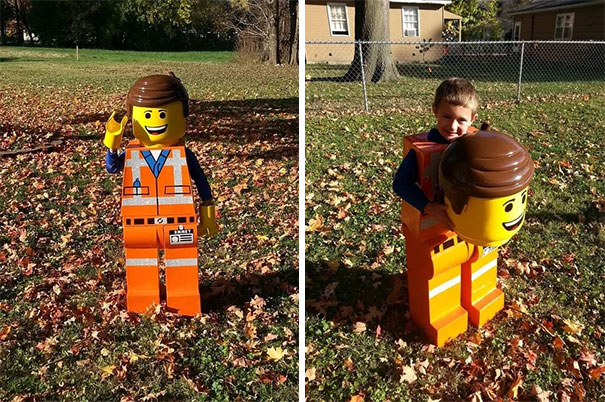 Awesome Lego Costume