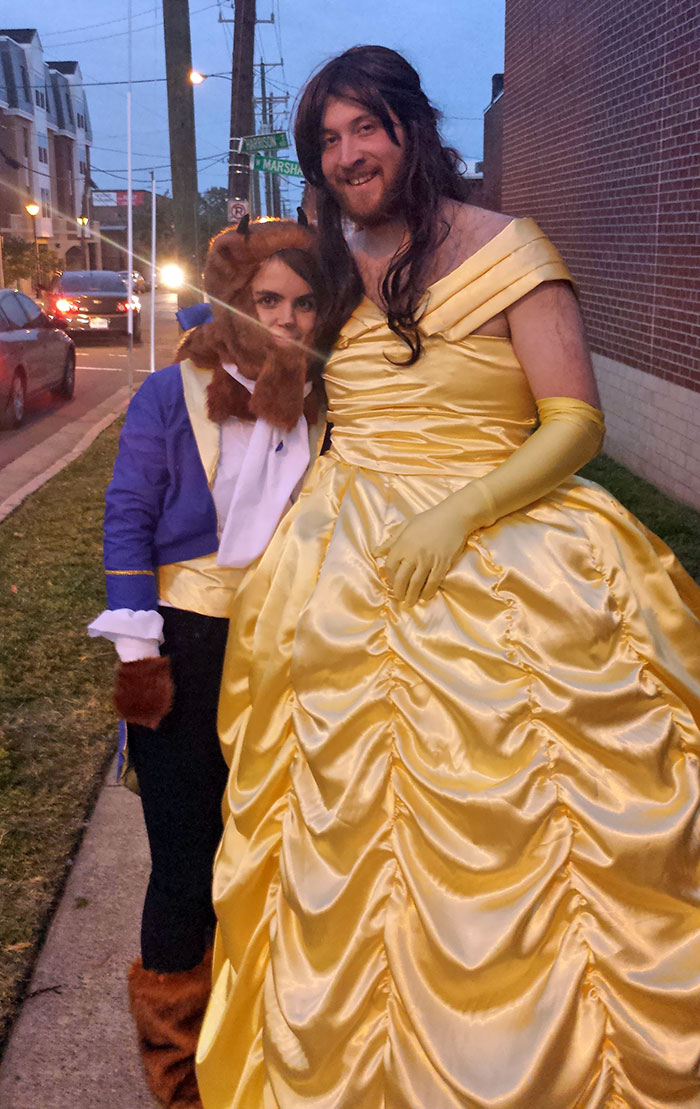 45 Couples That Absolutely Won Halloween Bored Panda