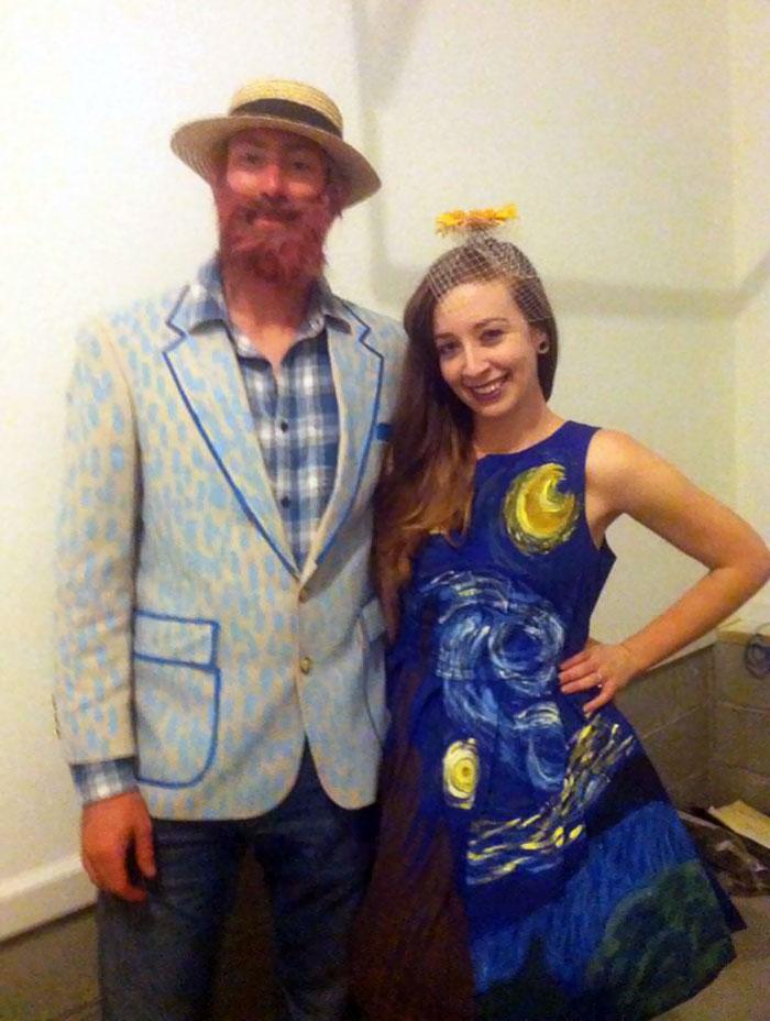 20 genialnych kostiumów na Halloween. Te pary mają naprawdę oryginalne pomysły