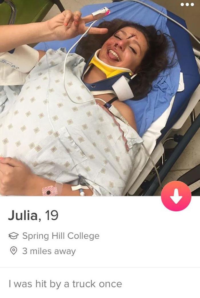 I Thought Her Bio Was A Joke. It Wasn't