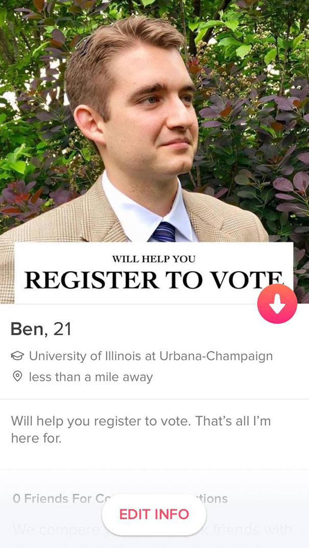 Would You Swipe Right?