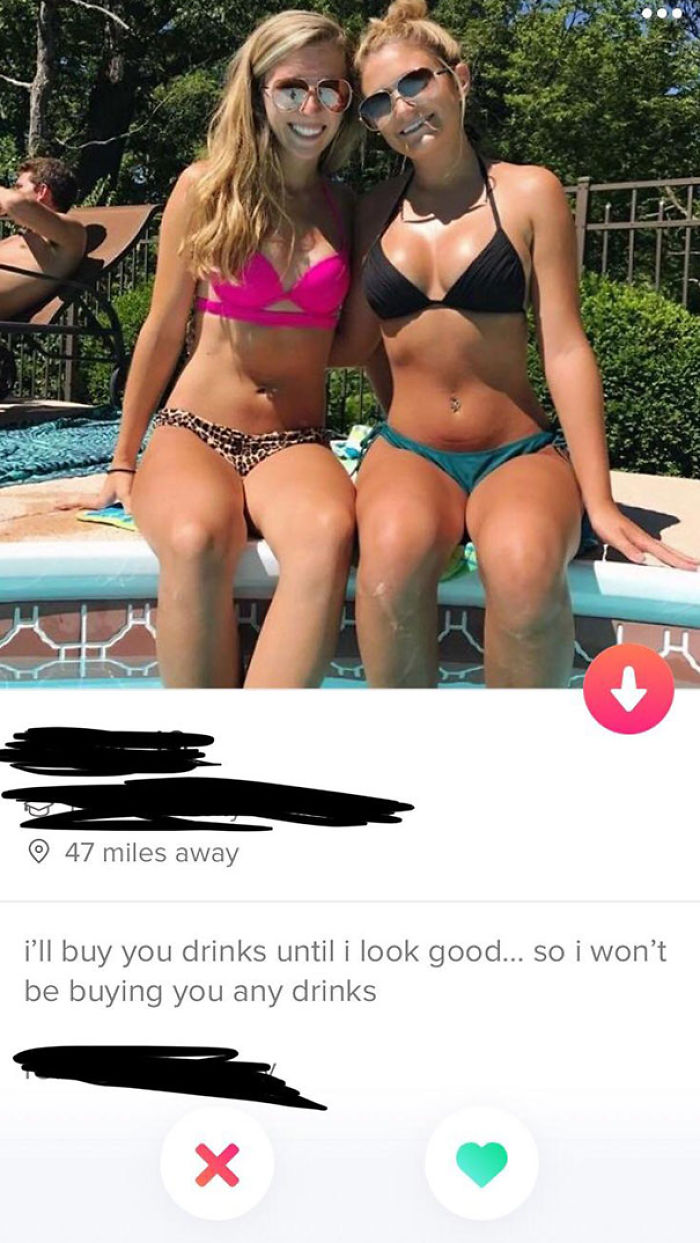 I Just Liked Her Bio