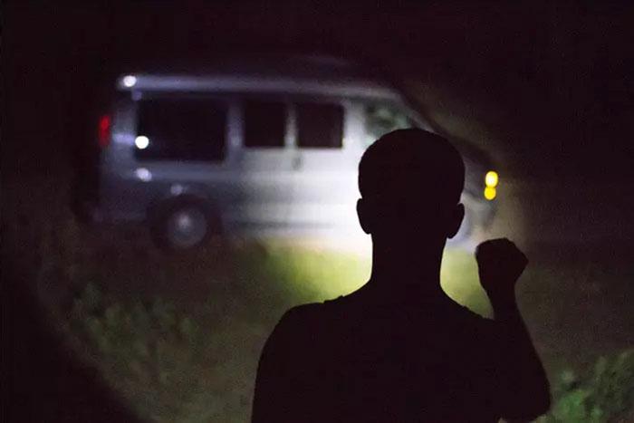 Investigating In The Dark Cliche