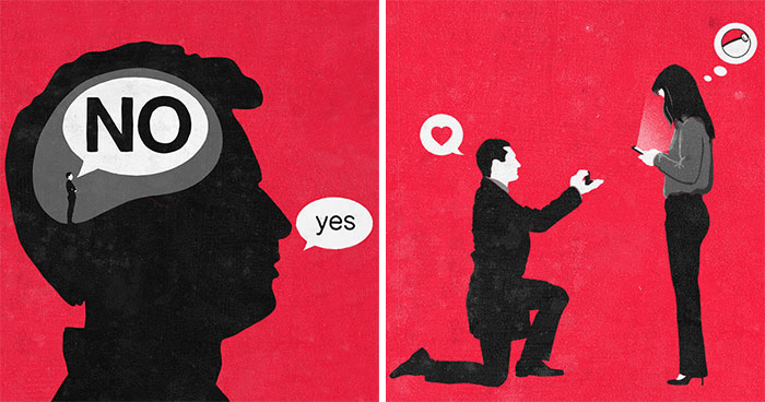 35 Thought-Provoking Illustrations That I Created Over The Past Couple Of Years