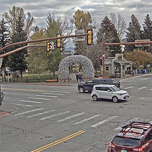 People Come Together To Watch A Stream Of A Small Towns Intersection, And It's More Entertaining Than You'd Think