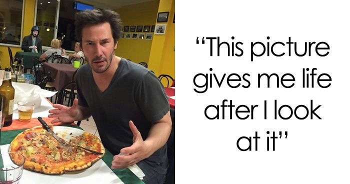 27e7cf8efdc 20 Tumblr Posts That Prove How Lucky We Are To Have Keanu Reeves ...