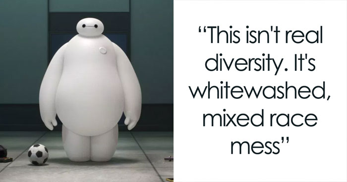 Someone Accuses Disney Of Whitewashing Their Characters, Gets Shut Down In The Most Epic Way