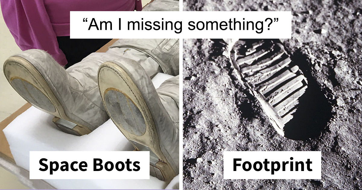 Someone Notices First Steps On The Moon Don't Match Neil Armstrong's