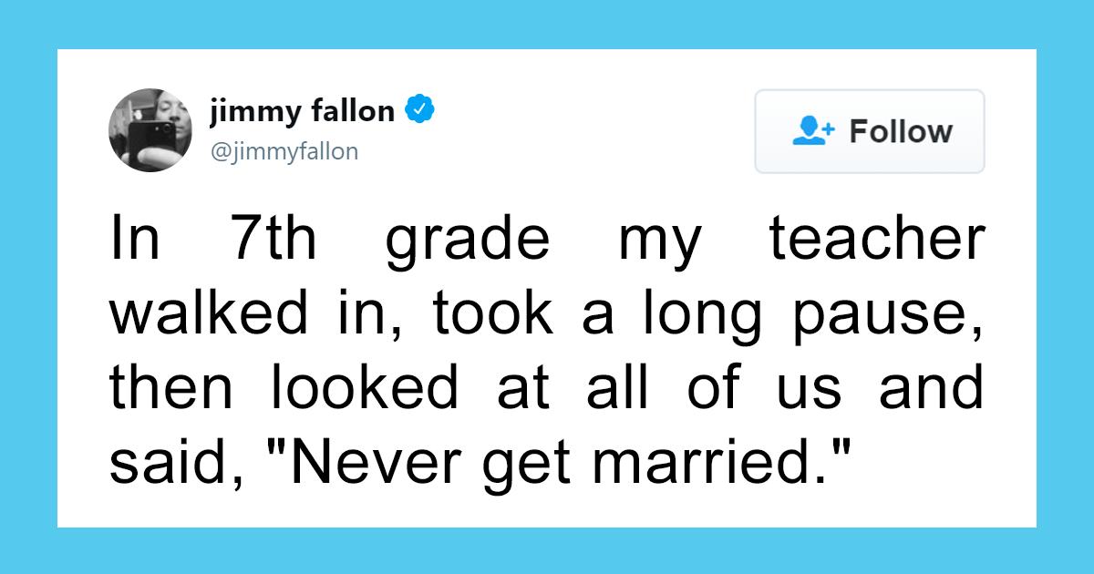 """30+ Hilarious """"My Teacher Is Weird"""" Tweets"""