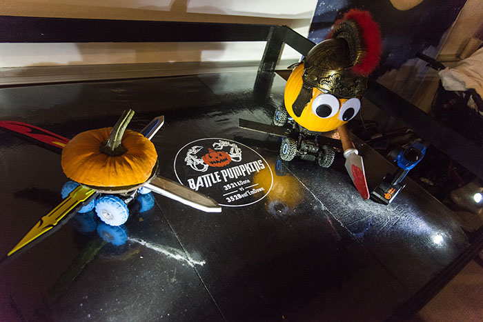 Battle Pumpkins