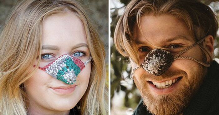 This Company Is Selling Nose Warmers For People Who Are Always Cold (14 Pics)