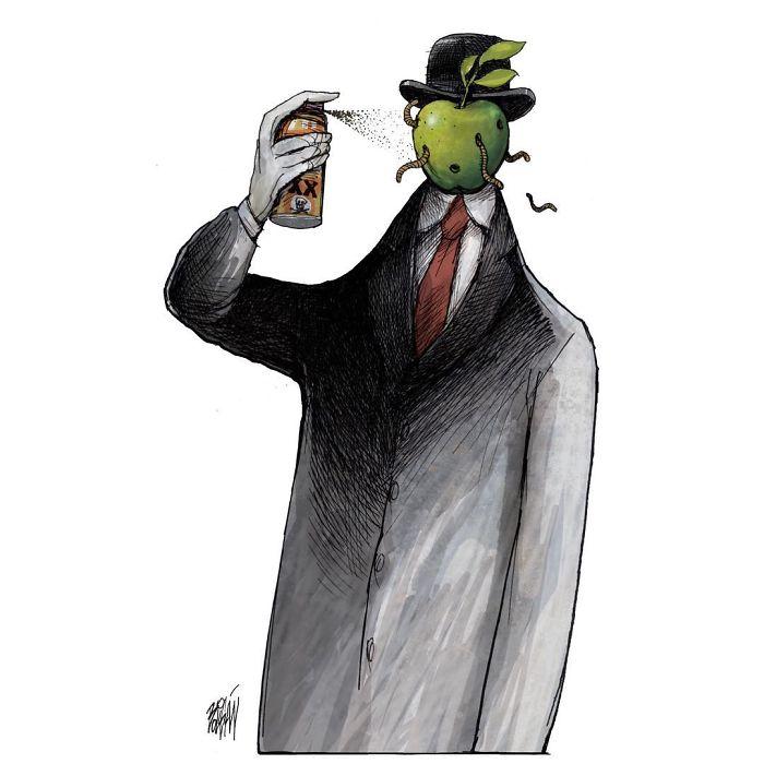Anti-Corruption Spray