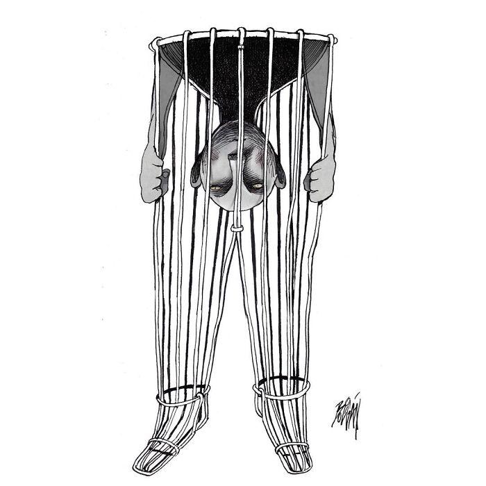 Prisoner Of Myself