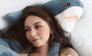 IKEA Released An Adorable Plush Shark And People Are Losing Their Minds Over It