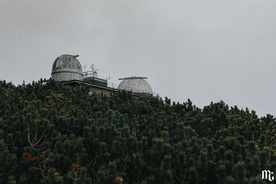 The Skalnaté Pleso Observatory- Astronomical And Meteorological Observatory