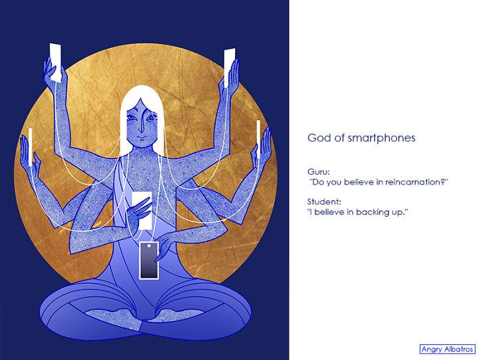 God Of Smarphones