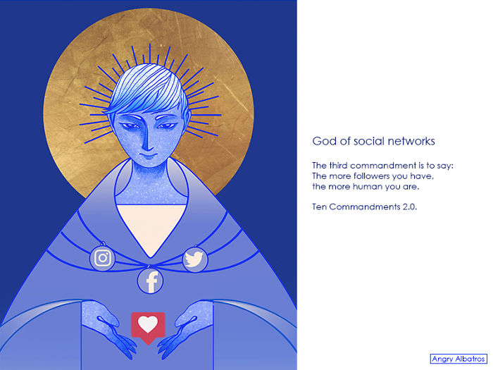God Of Social Networks