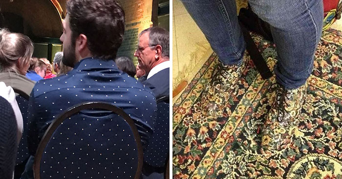 71 Times Things Matched Their Surroundings Too Well