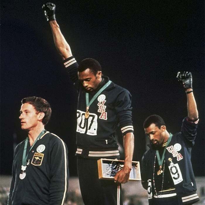 Man Shares A Heartbreaking Story About The 'Third Man' In The Famous Photo From The 1968 Olympics
