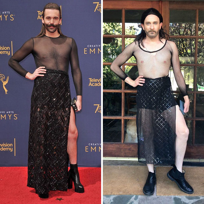 Tom Lenk As Jonathan Van Ness