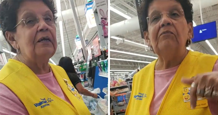 "Walmart Employee Tells A Customer To Speak English ""Because We're In Texas"""