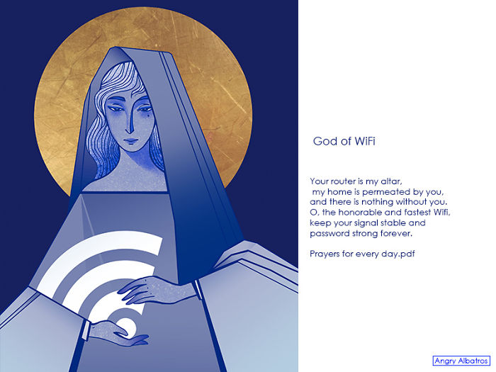 God Of WiFi