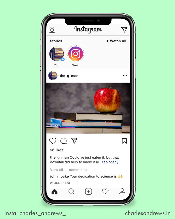 What If Instagram Existed During The Old Days? Can You Guess Who Would Have Posted These?