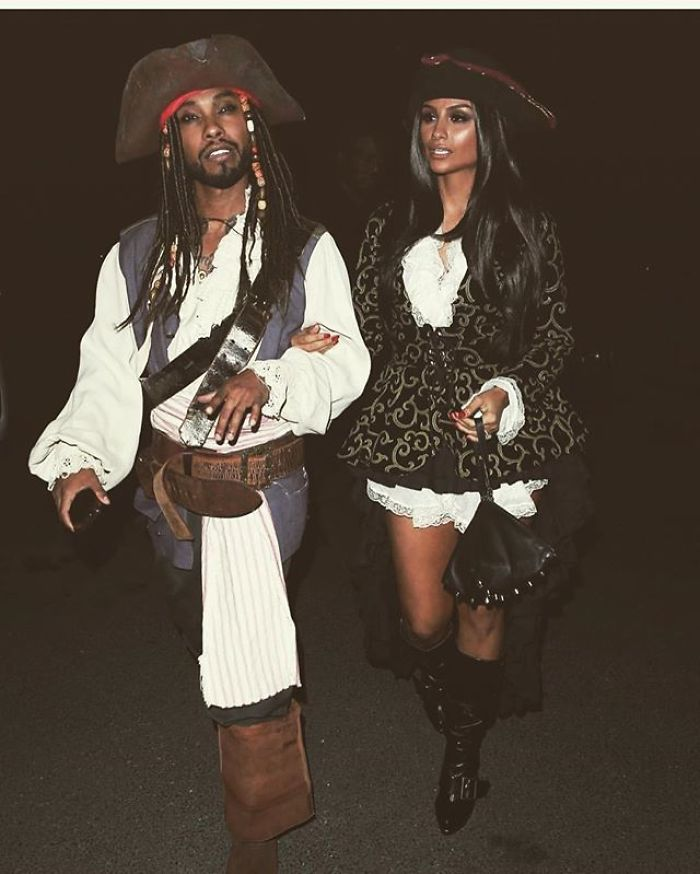 Miguel As Jack Sparrow