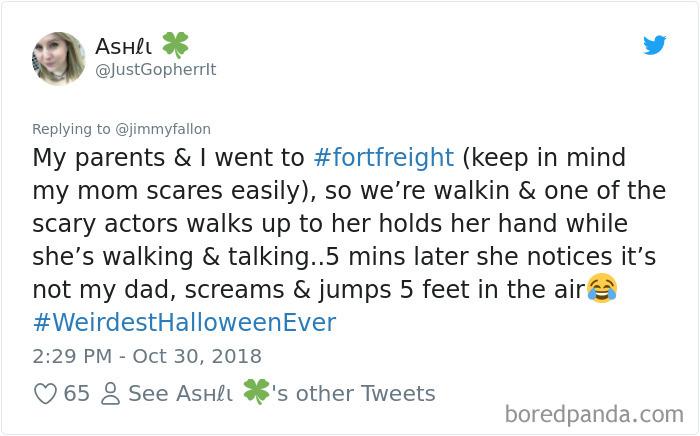 1057278311427198977 png  700 - 20+ Folks Share Their Weirdest Halloween Tales