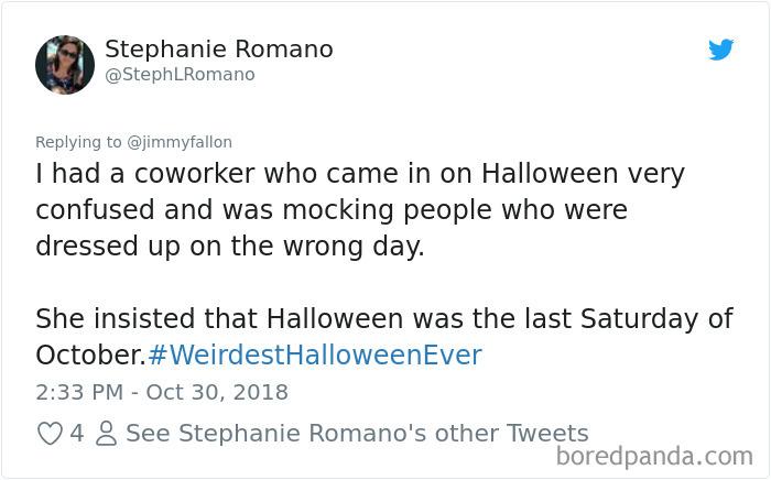 1057279238045347840 png  700 - 20+ Folks Share Their Weirdest Halloween Tales