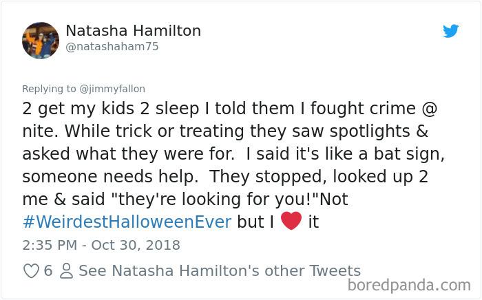 1057279821137375232 png  700 - 20+ Folks Share Their Weirdest Halloween Tales
