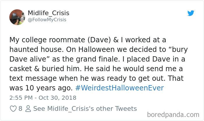 1057284776120537088 png  700 - 20+ Folks Share Their Weirdest Halloween Tales