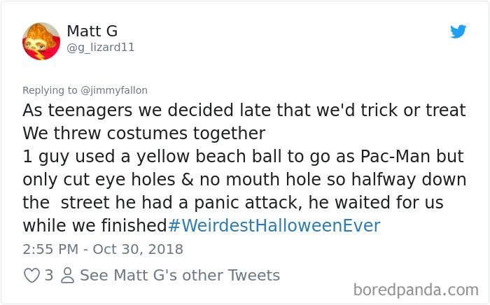 1057284926834388992 png  700 - 20+ Folks Share Their Weirdest Halloween Tales