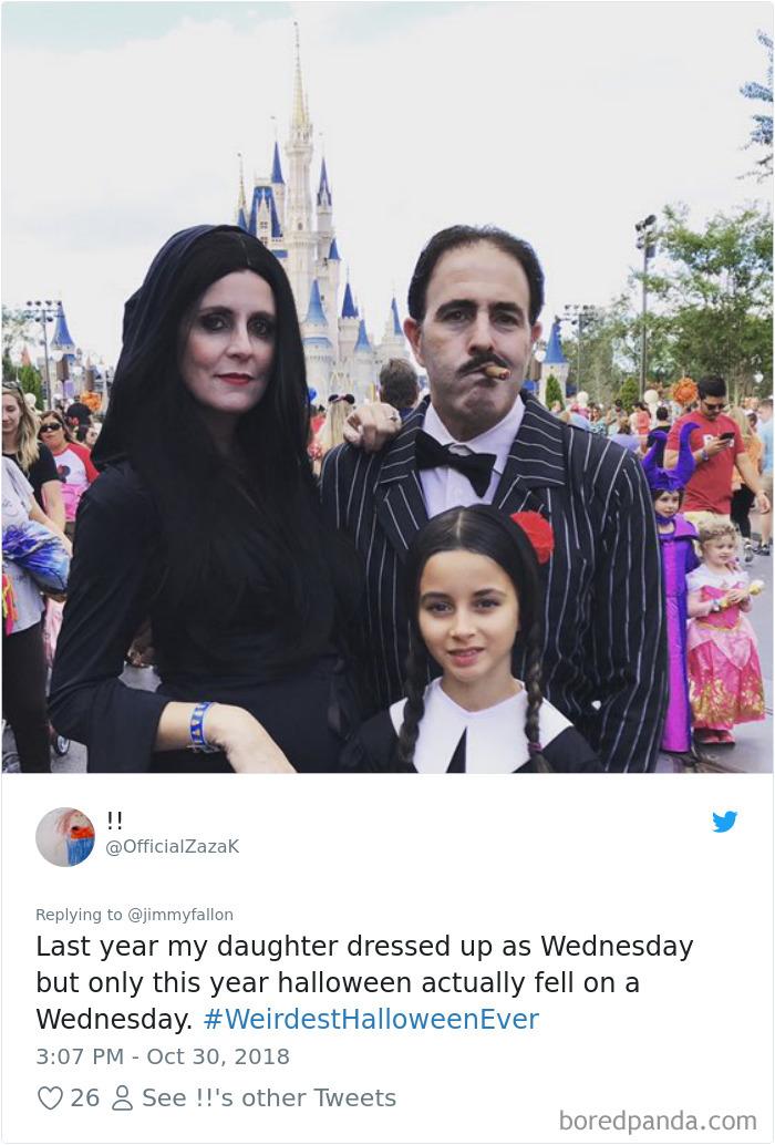 1057287989670395904 png  700 - 20+ Folks Share Their Weirdest Halloween Tales