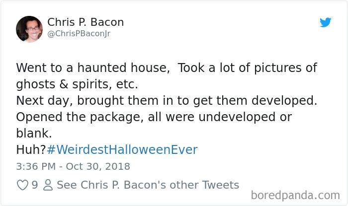 1057295219811631105 png  700 - 20+ Folks Share Their Weirdest Halloween Tales