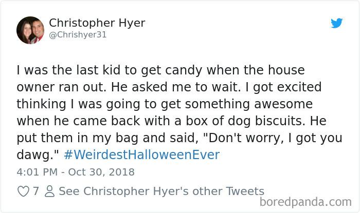 1057301448742989824 png  700 - 20+ Folks Share Their Weirdest Halloween Tales