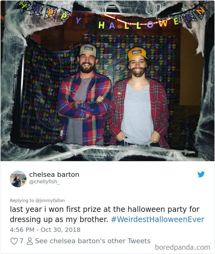 1057315308657168385 png  700 - 20+ Folks Share Their Weirdest Halloween Tales