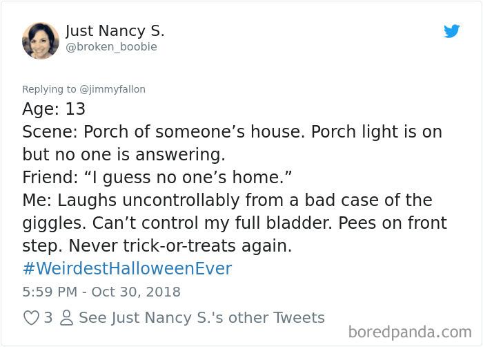 1057331146953027584 png  700 - 20+ Folks Share Their Weirdest Halloween Tales