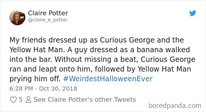 1057338519411146752 png  700 - 20+ Folks Share Their Weirdest Halloween Tales