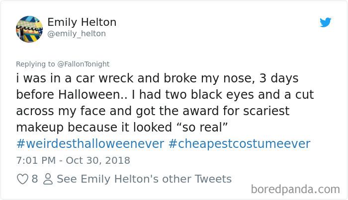 1057346790519902208 png  700 - 20+ Folks Share Their Weirdest Halloween Tales