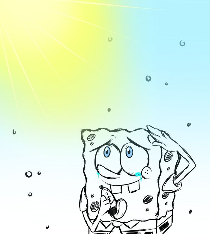 Spongebob Made Me So Bright, Made Me So Happy. You Have Brighten My Childhood And Adulthood, I Still Watch And Love Spongebob Till Now. May You Have Rest In Peace, Stephan Hillenburg