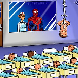 Spider-Man's Baby