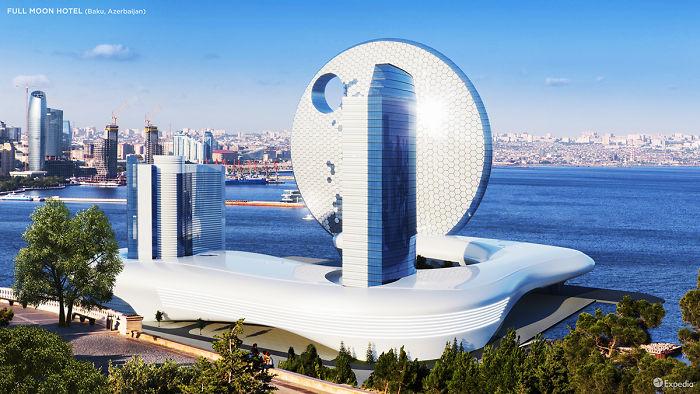 6 Wild Hotel Designs That Never Got Built