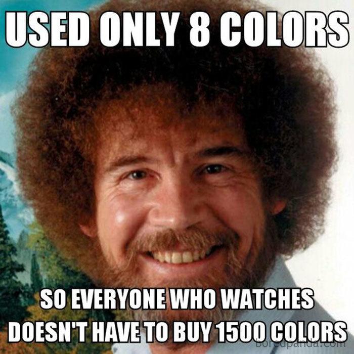 Bob-Ross-Memes