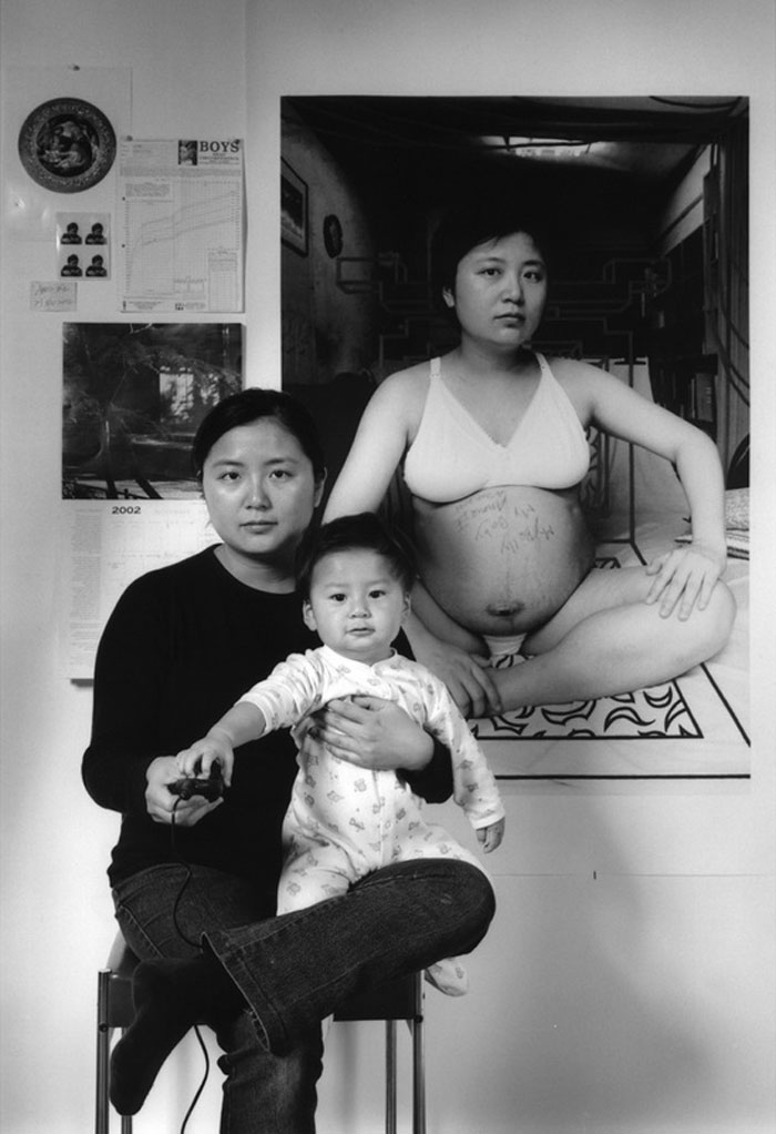 Mom Spends 17 Years Documenting Her Son Growing Up, And The Result Is Truly Powerful (10 Pics)